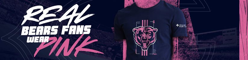 Real Bears Fans Wear Pink - 2021 Campaign